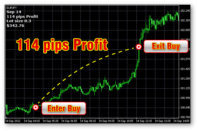 Forex pip value
